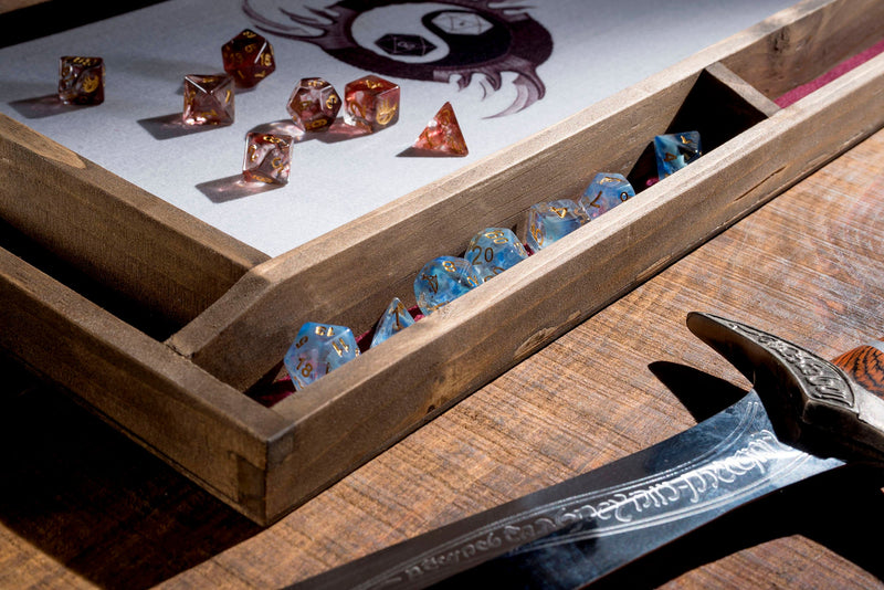 Large Group Dice Tray