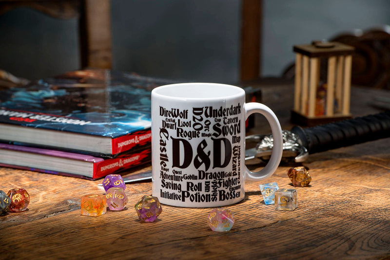 RPG Coffee Mug