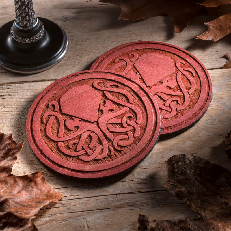Set of 2 Fantasy Coasters