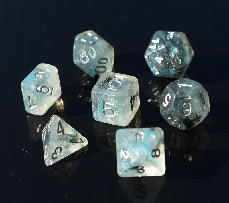 Dice RPG Set of 7 Ursa Major 'Spirit Of' the Galaxy