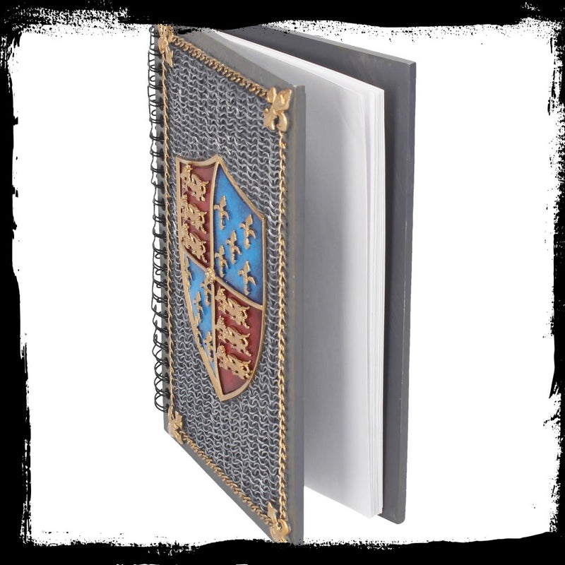 Crest Journal Heavy Notebook