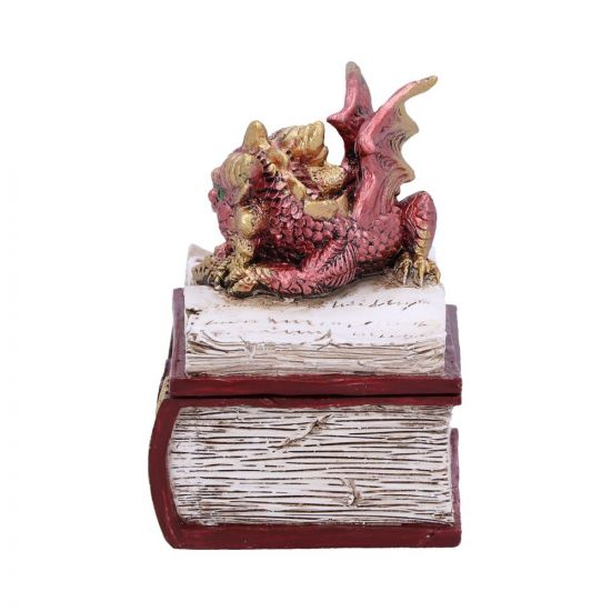 Bedtime Stories (Red) 8cm