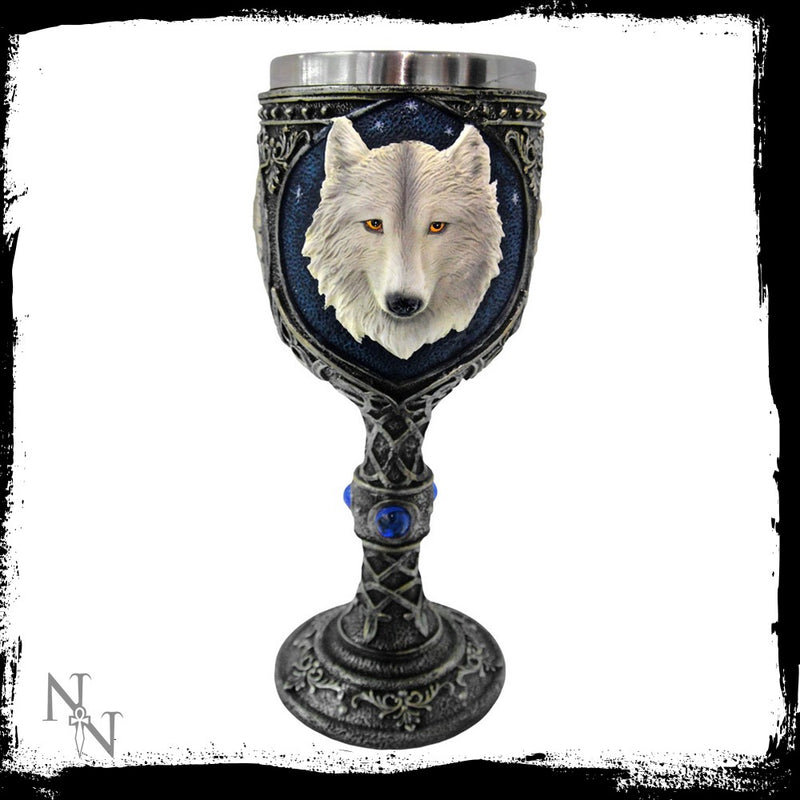 Ghost Wolf Goblet