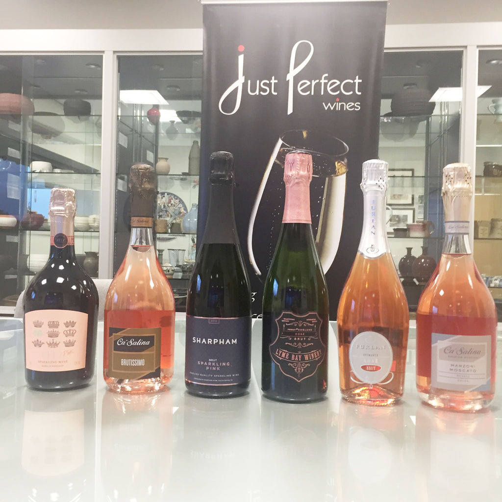 The First Pink Fizz Tasting Evening
