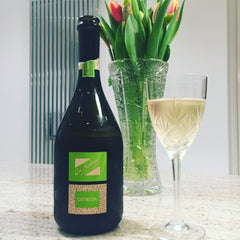 Ca'Salina Giorgia No Added Sulphites Sparkling Wine
