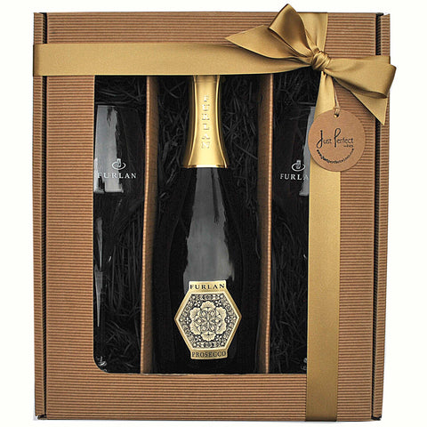 Furlan Prosecco DOC Extra Dry Gift Set