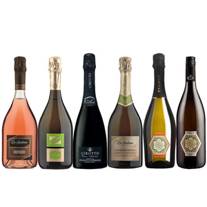 Low Sugar Prosecco and Sparkling Wine Discovery Box