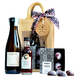 Pop the Prosecco Treat Bag