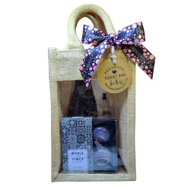 Pop The Prosecco Treat Bag (Mini)