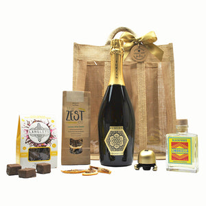 Prosecco and Lemon Treat Bag (Large)