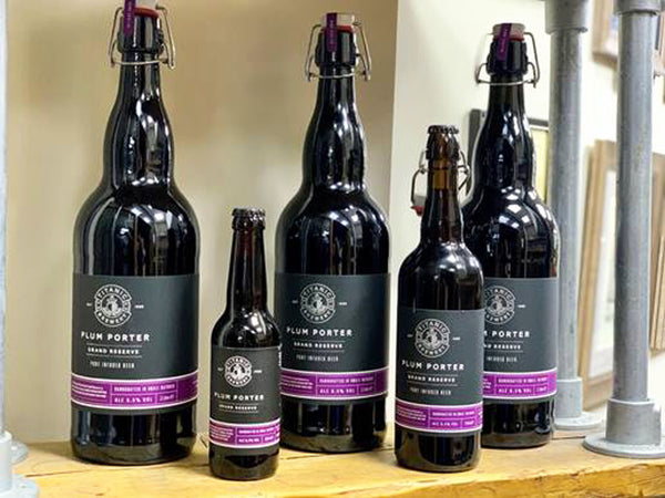 Titanic Plum Porter Grand Reserve Port Infused Beer 2 Litre