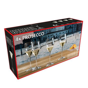 Riedel Prosecco Superiore Glasses - Set of 4