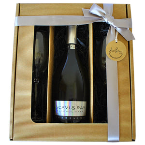 Scavi & Ray Alcohol Free Sparkling Wine Gift Set
