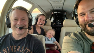 Pilot Picks Up Family in Private Plane After Maskless Toddler Gets Kicked Off Southwest
