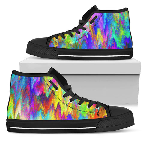 Image of COLORFUL High Top Shoe