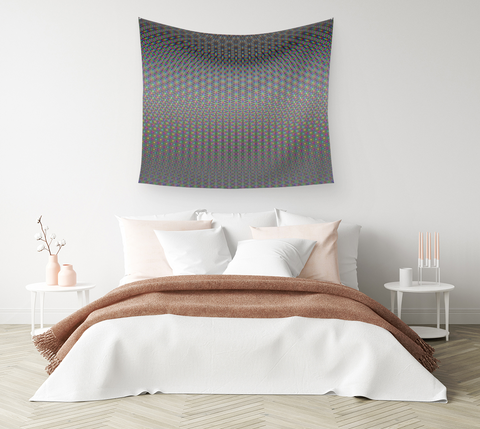Flower of Life Wall Tapestry by PatternNerd