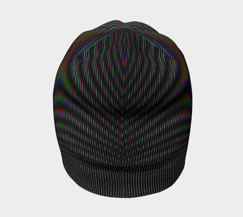Dark Radiation Beanie by PatternNerd