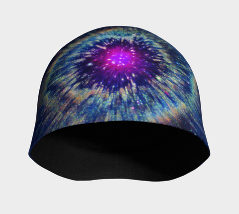 Image of Helix Nebula Beanie by PatternNerd