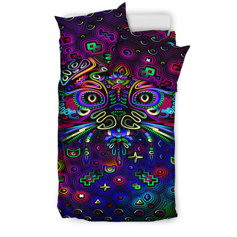 MYSTIC CAT BEDDING SET | TAS