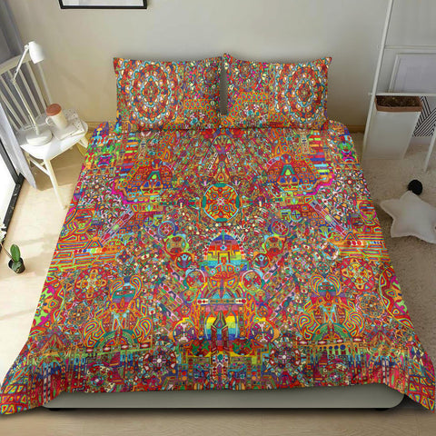 MANTRA BEDDING SET | Lachlan Wardlaw