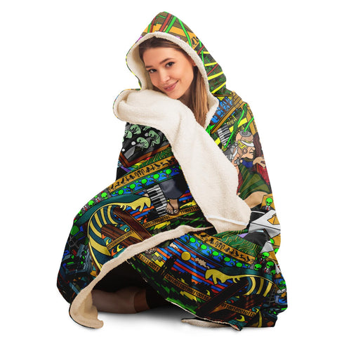 THE LAST SUPER HOODED BLANKET | IVI MO