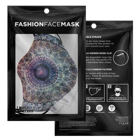 WAITING BLISS FACE MASK | CAMERON GRAY