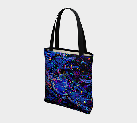 Image of FABRIC TOTE BAG