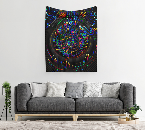 Bloom Tapestry