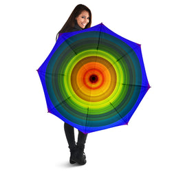 Umbrella Rainbow Target by HRUSKA