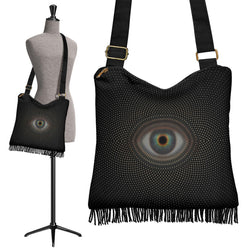 3rd Eye Boho Handbag by PatternNerd