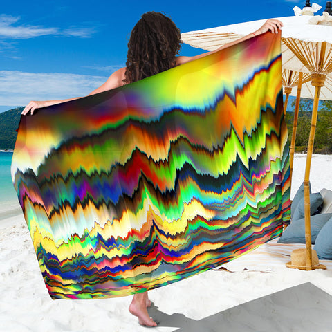 Image of Sarong Falling Colors