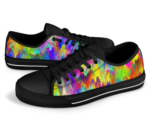 Colorful Low Top Shoe