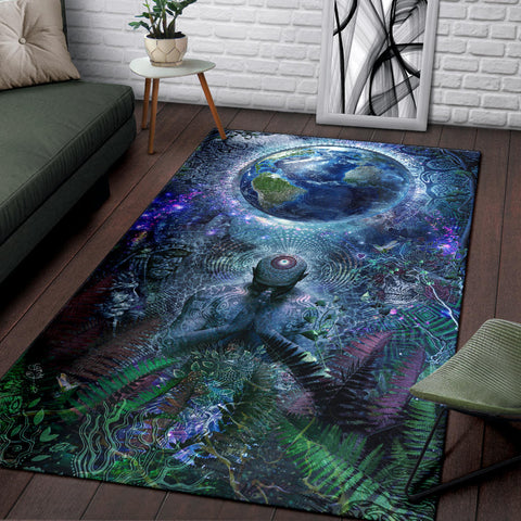 Gratitude for the earth and Sky RUG | CAMERON GRAY