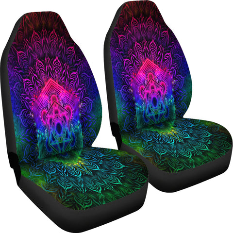 Image of METATRON SEAT COVERS | YANTRART
