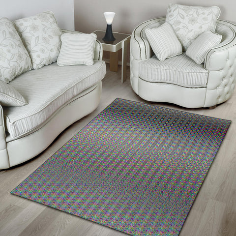 FLOWER OF LIFE RUG | PATTERNNERD