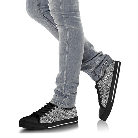 Image of Inverse Low Top Shoe