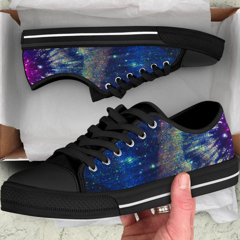 Image of Helix Nebula Low Top Shoes by PatternNerd