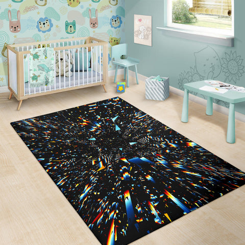 ColorDust Rug