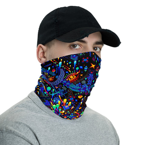 Fabric Neck Gaiter