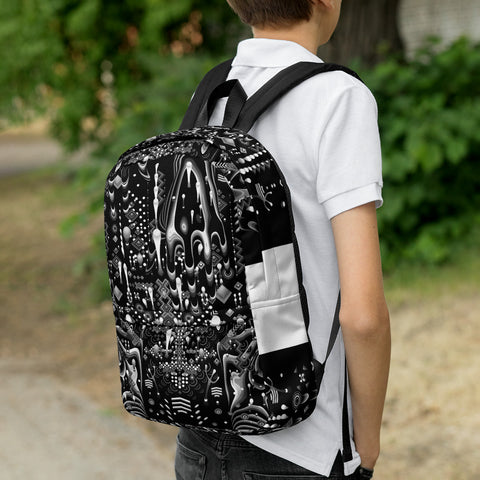 Image of Mystic Move Monochrome Backpack