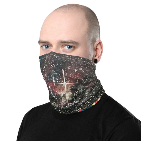 HANDS AND STARS Neck Gaiter