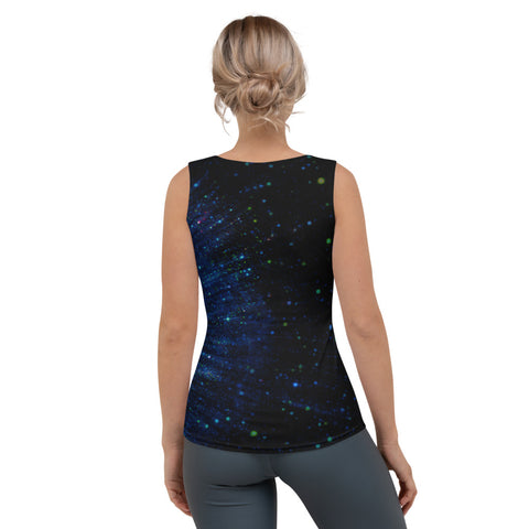 Helix Nebula Sublimation Cut & Sew Tank Top by PatternNerd