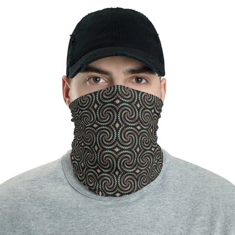 Paisley Neck Gaiter by PatternNerd