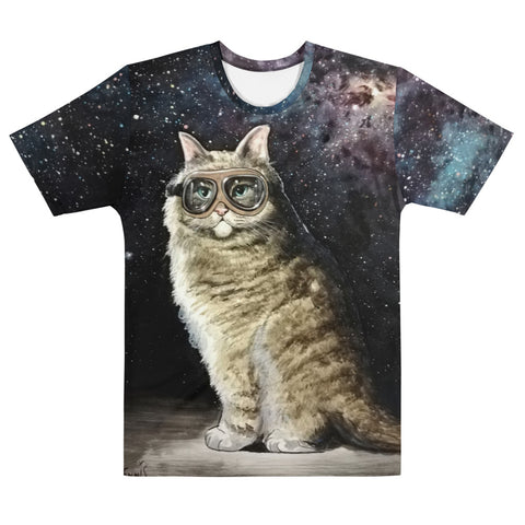 KITTY GOGGLES Men's T-shirt
