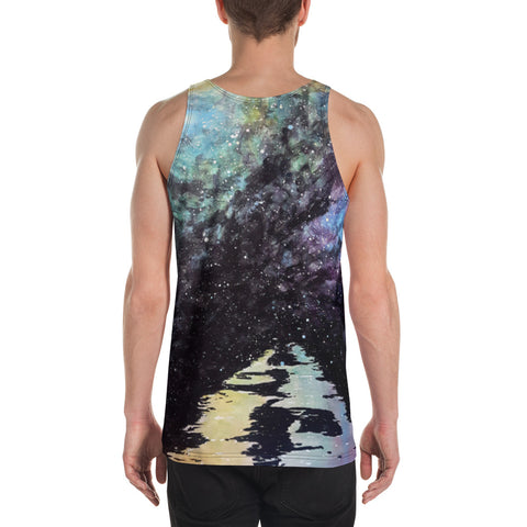 Image of RIPPLES Unisex Tank Top