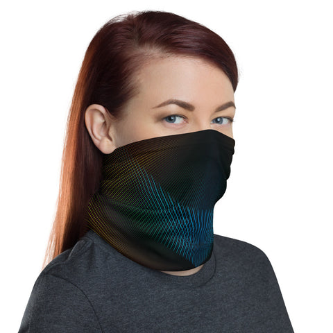 Neck gaiter by PatternNerd