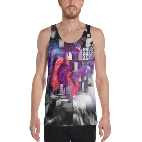 PHANTASM Unisex Tank Top