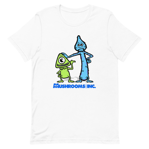ALGA - Mushrooms, Inc. Unisex T-Shirt