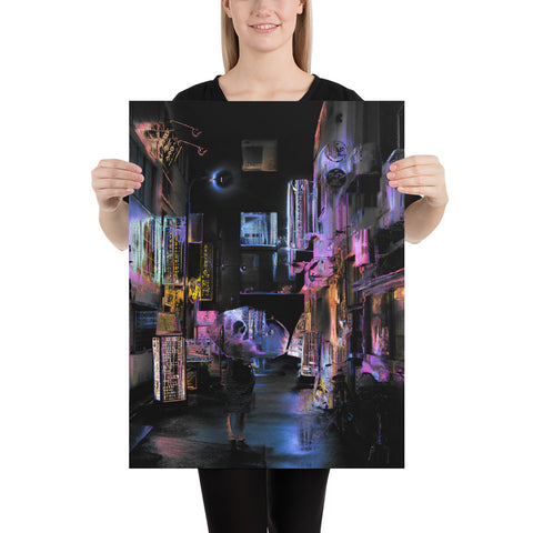 CITY SCAPE Poster