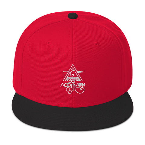 ACIDMATH Snapback Hat
